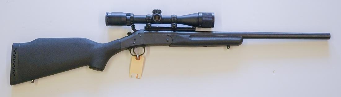 New England Firearms Sportster .17 Mach 2