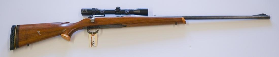 Remington Model 721 300 H & H with Weaver Scope