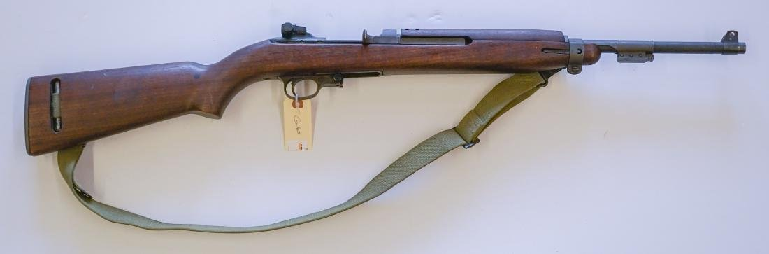 WWII M1 Carbine by IBM .30 caliber rifle no clip