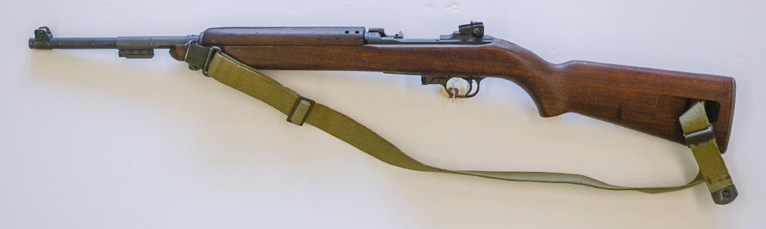 WWII M1 Carbine by IBM .30 caliber rifle no clip - 2
