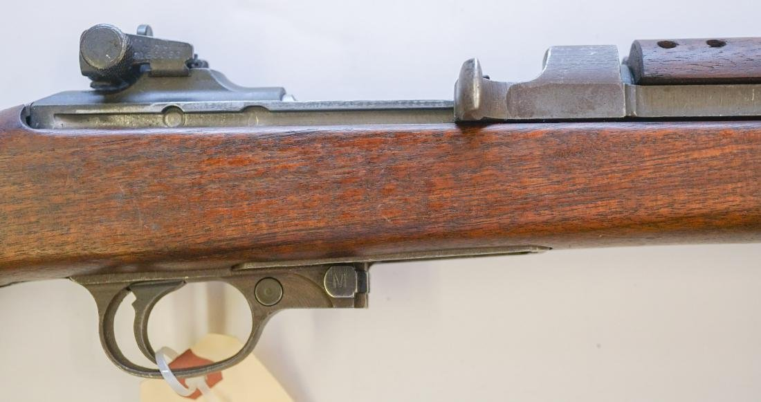 WWII M1 Carbine by IBM .30 caliber rifle no clip - 3