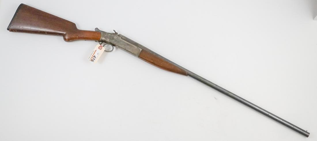 Iver Johnson 16 gauge shotgun, very good condition - 2