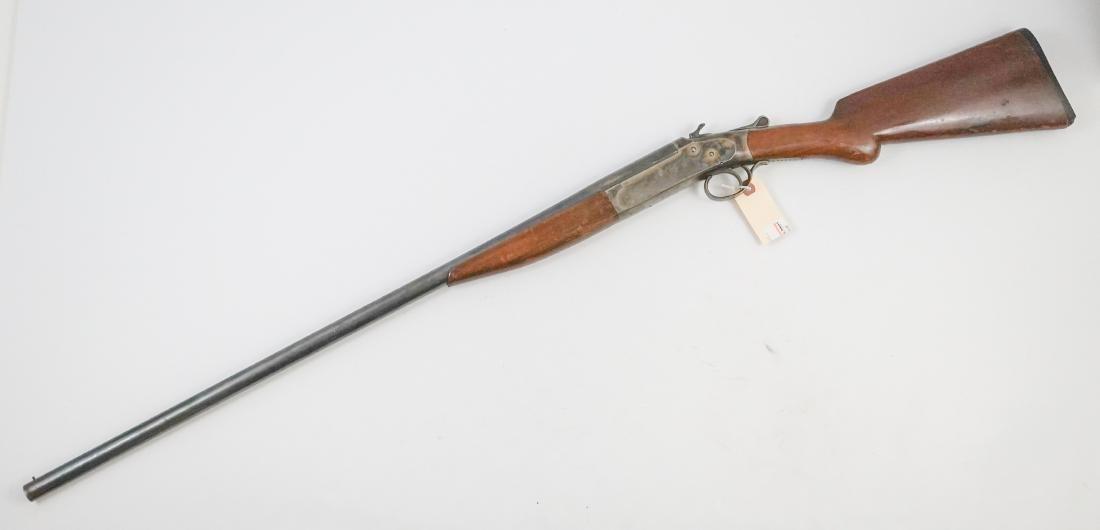 Iver Johnson 16 gauge shotgun, very good condition - 3