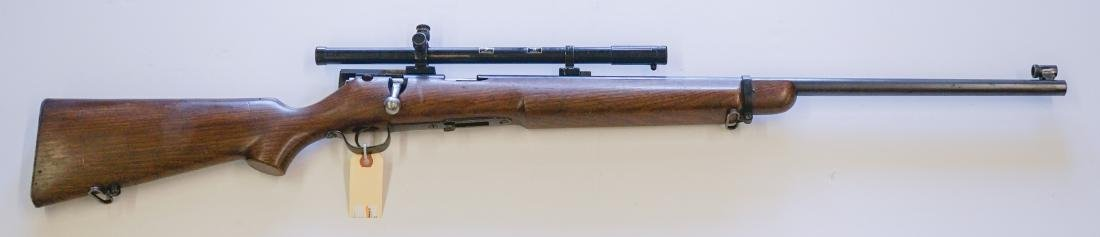 Savage .22 Long Rifle Model 18 w/scope