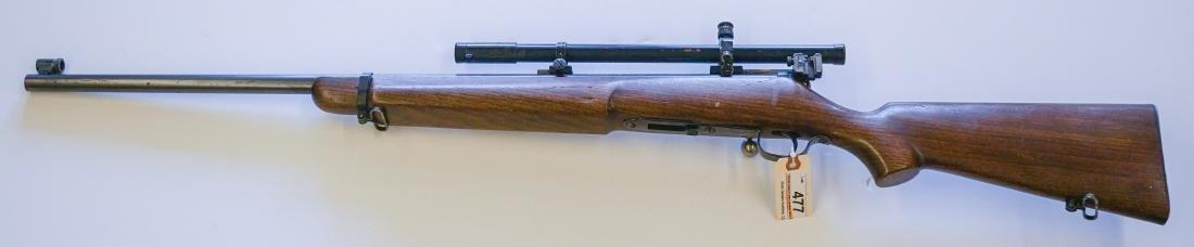 Savage .22 Long Rifle Model 18 w/scope - 2