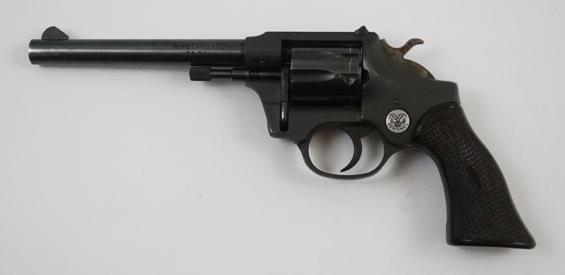 High Standard .22 Revolver - 2