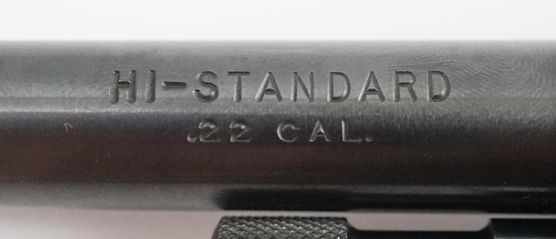 High Standard .22 Revolver - 4