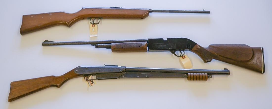 Three Air Rifles - 2