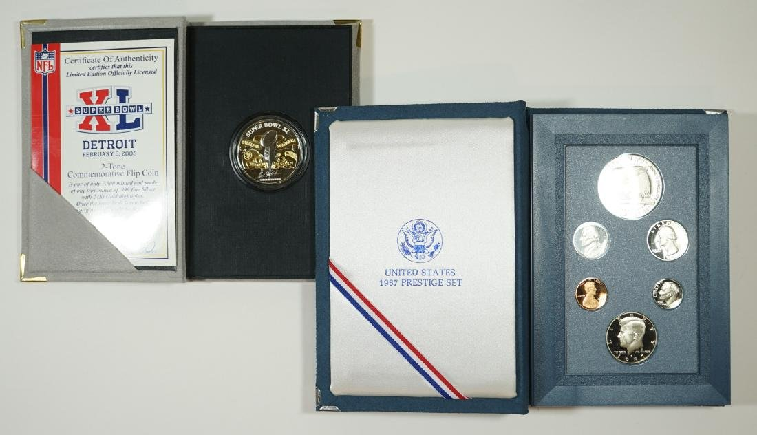 Group of Silver Commemoratives - 2