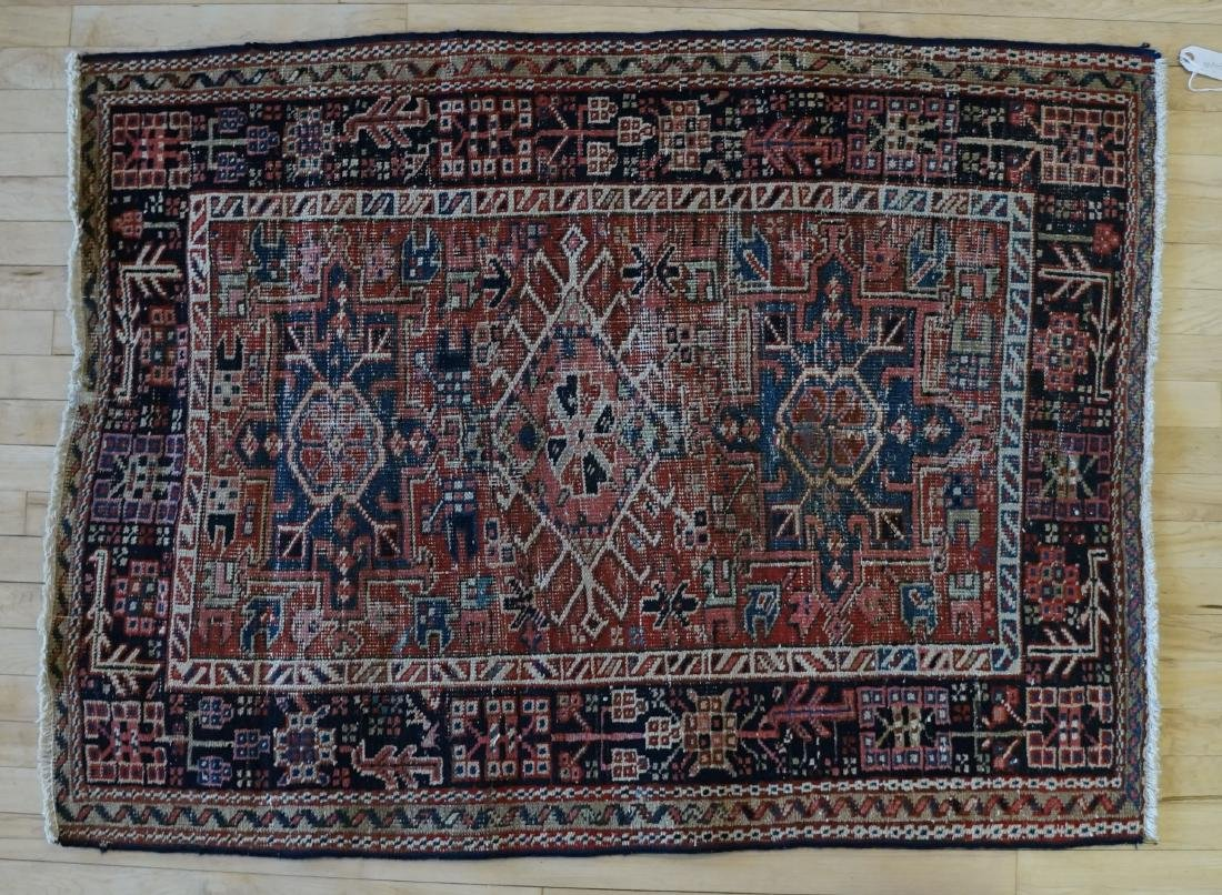 Estate Rug: Old Oriental Rug