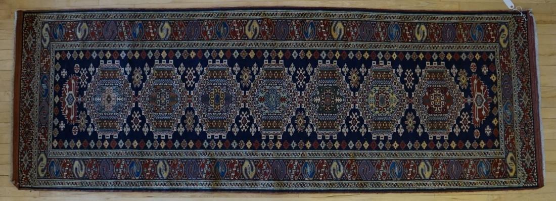 Fine Handmade Oriental Runner Rug
