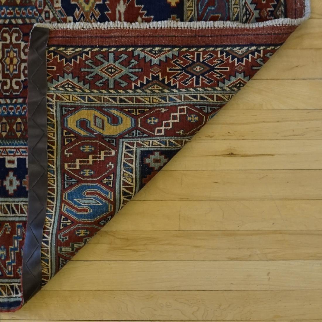 Fine Handmade Oriental Runner Rug - 2