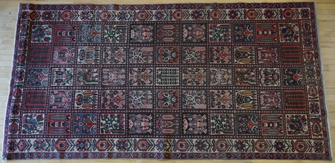 Estate Rug: Bakhtiari Carpet