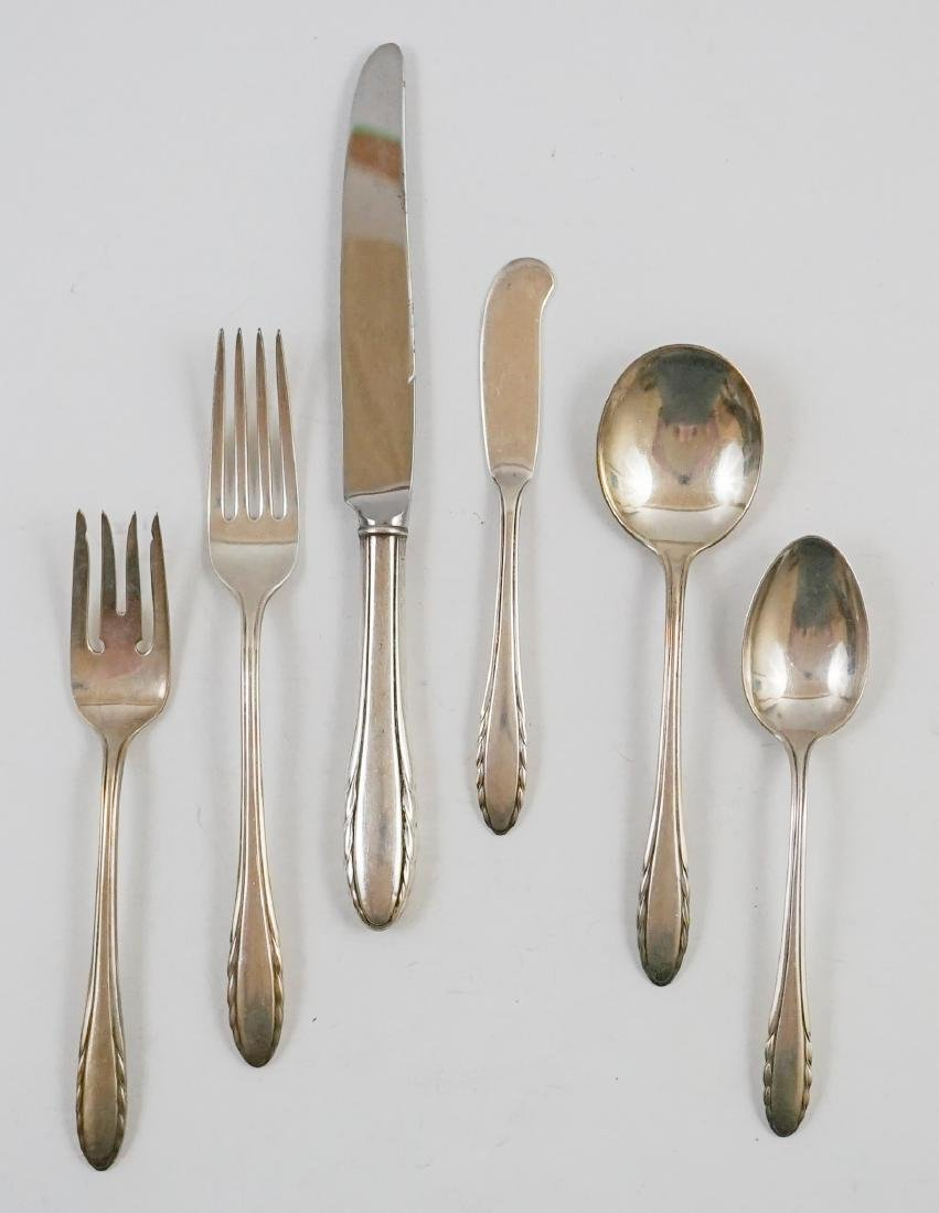 Gorham Lyric Sterling Flatware, 22.00 Troy Ounces