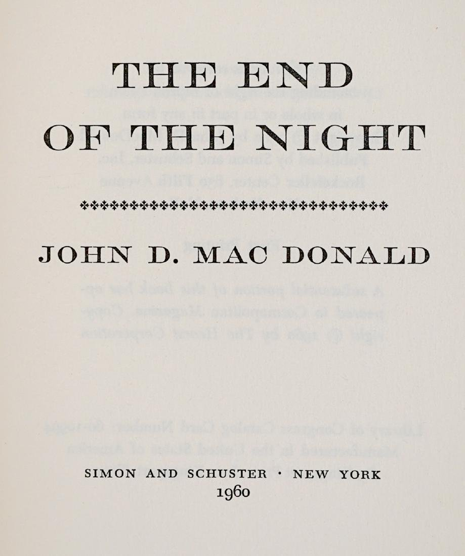 The End of the Night by Mac Donald 1960 - 4