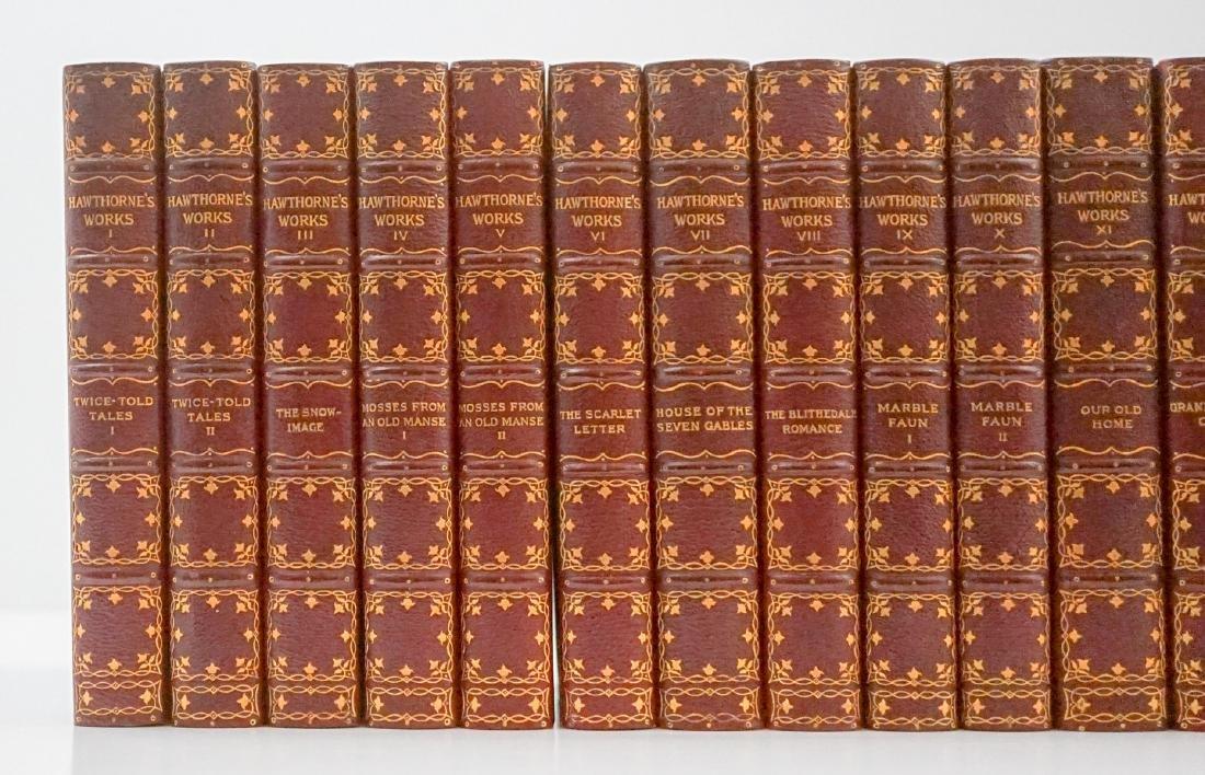 Hawthorne's Works 22 Volume Set 1900 - 2