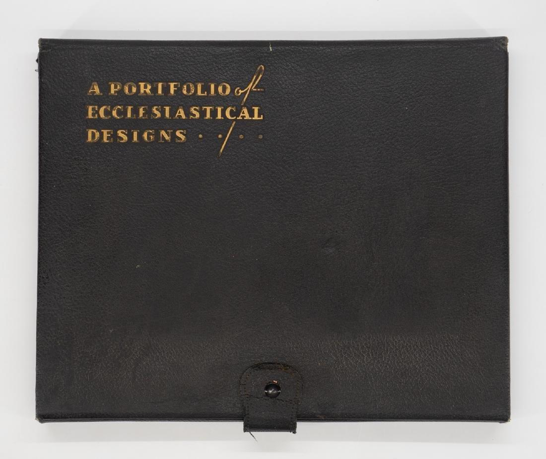 A Portfolio of Ecclesiastical Designs
