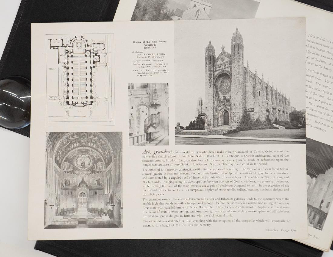 A Portfolio of Ecclesiastical Designs - 3