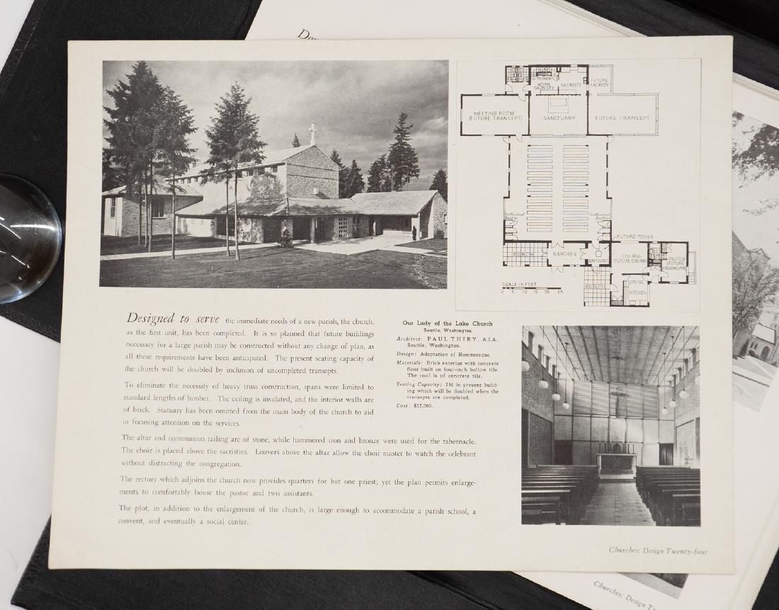 A Portfolio of Ecclesiastical Designs - 4