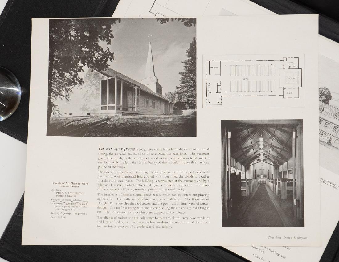 A Portfolio of Ecclesiastical Designs - 5