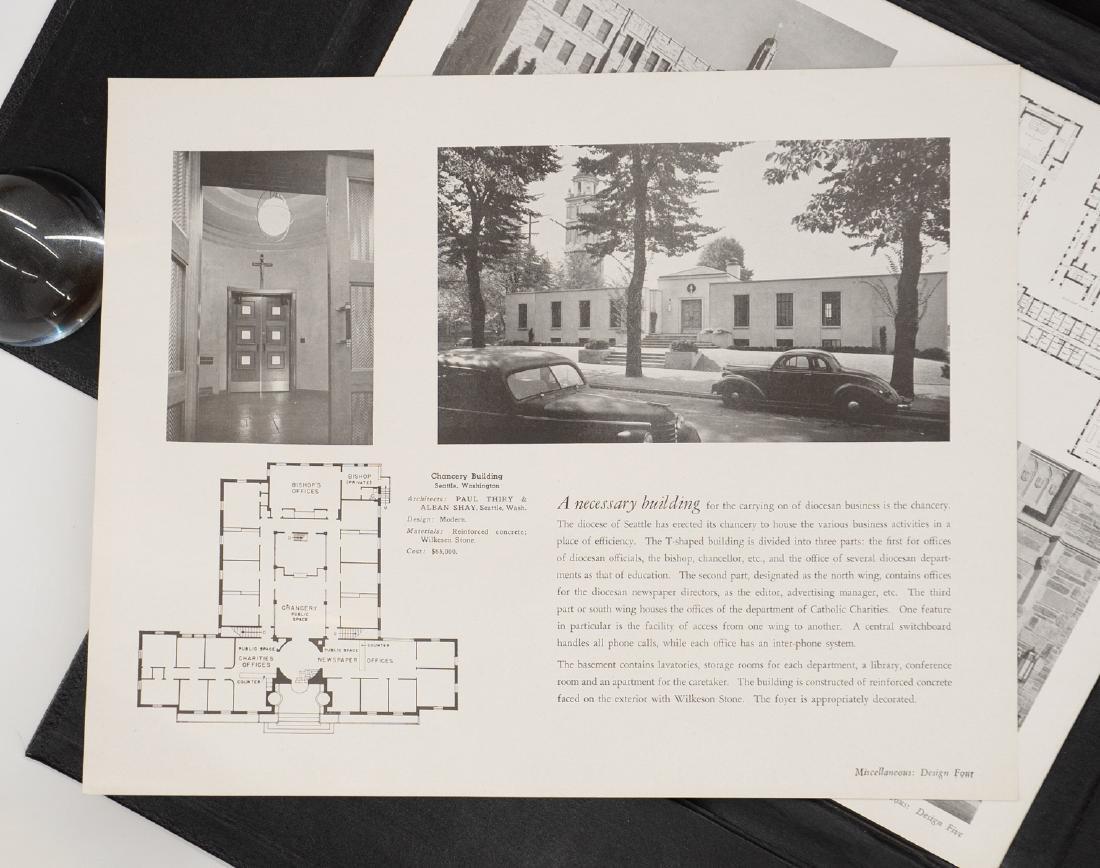A Portfolio of Ecclesiastical Designs - 8