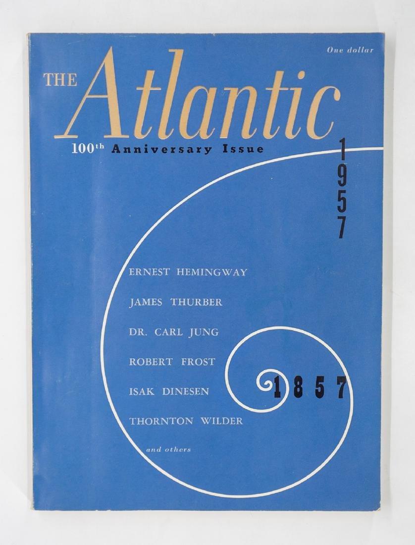 5 Magazines Featuring Ernest Hemingway - 4