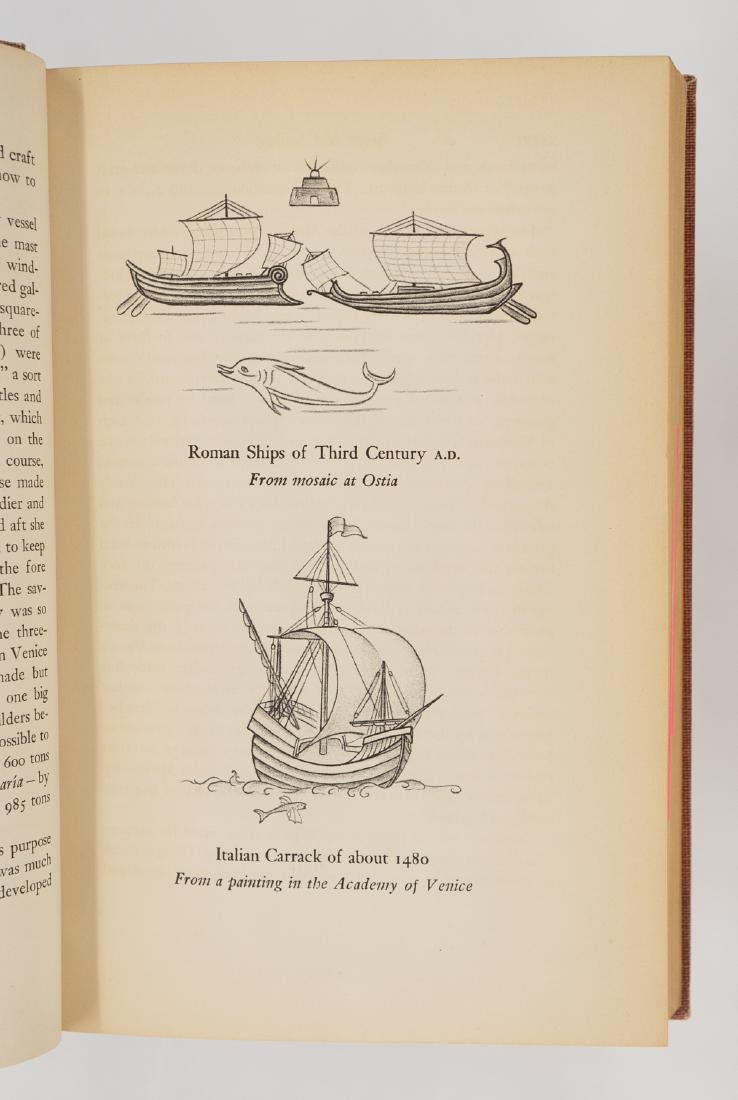 Admiral of the Ocean Sea 1942 First Ed. (2V) - 4