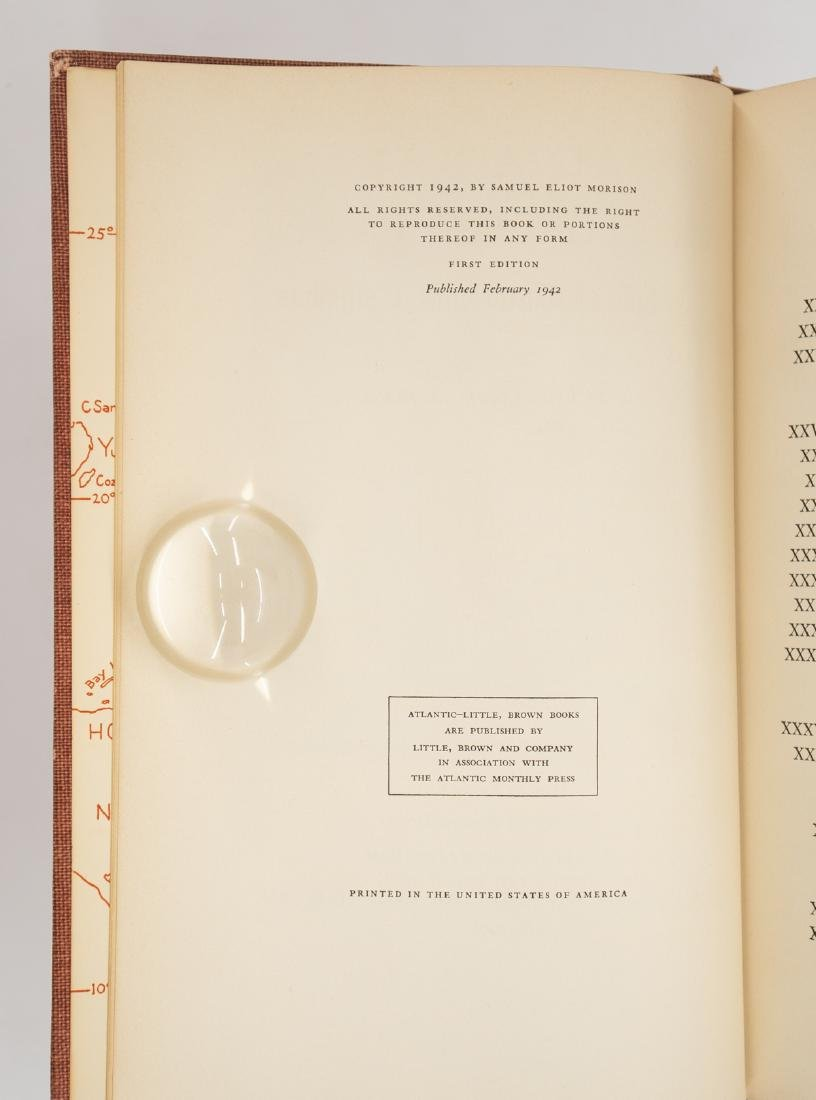 Admiral of the Ocean Sea 1942 First Ed. (2V) - 8