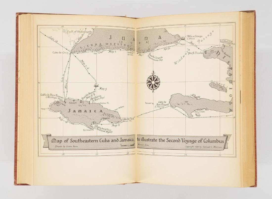 Admiral of the Ocean Sea 1942 First Ed. (2V) - 9