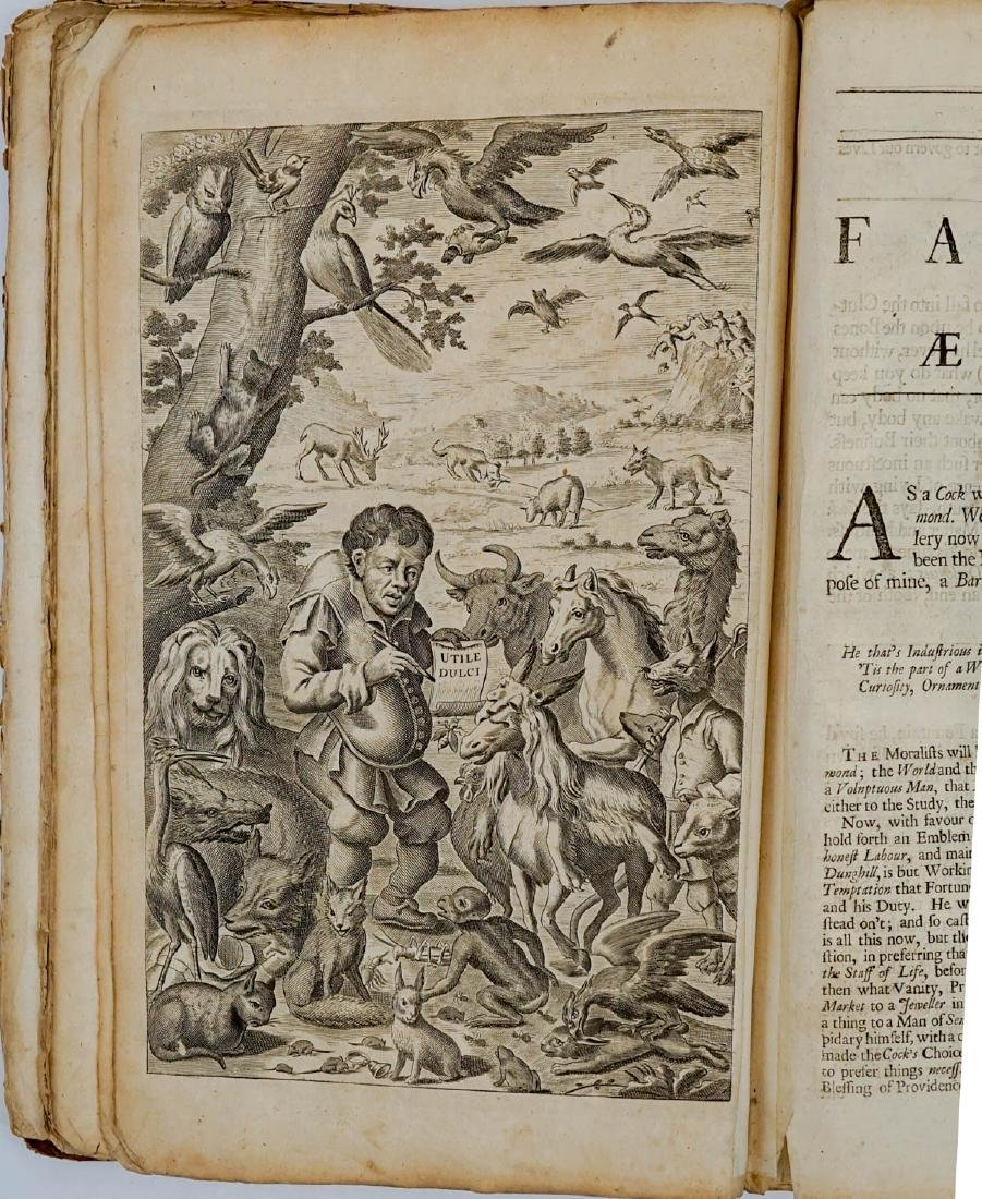 Fables of Aesop 1699 - 6