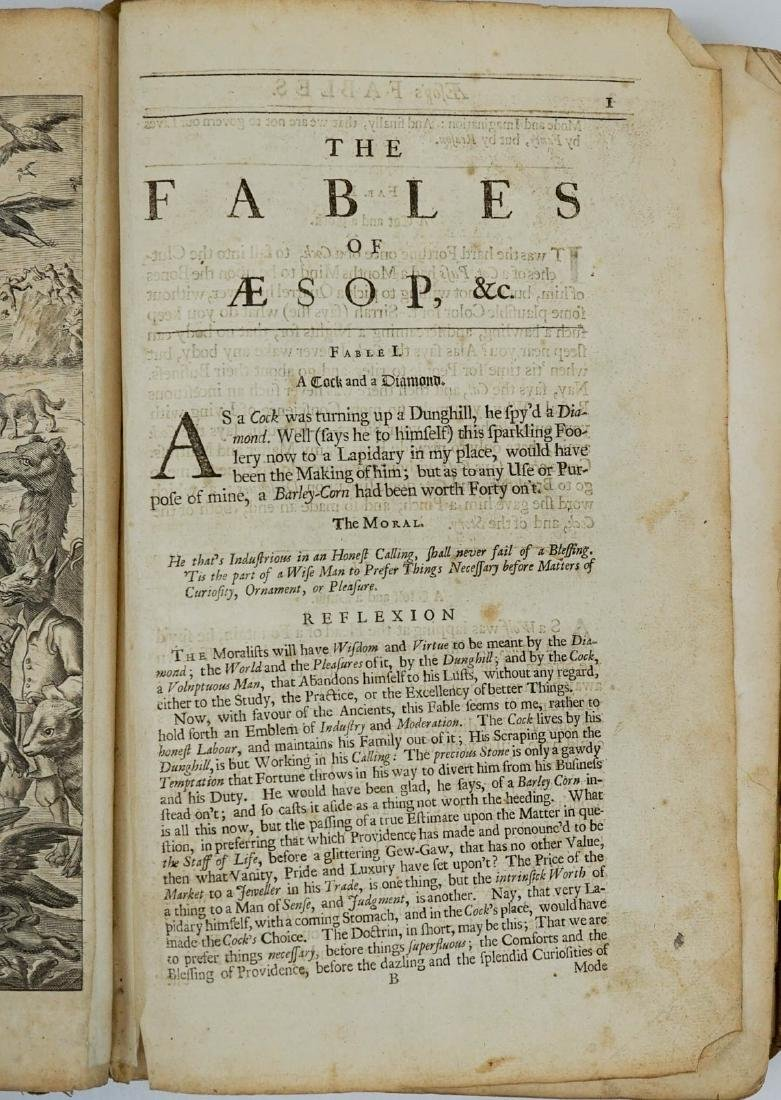 Fables of Aesop 1699 - 7
