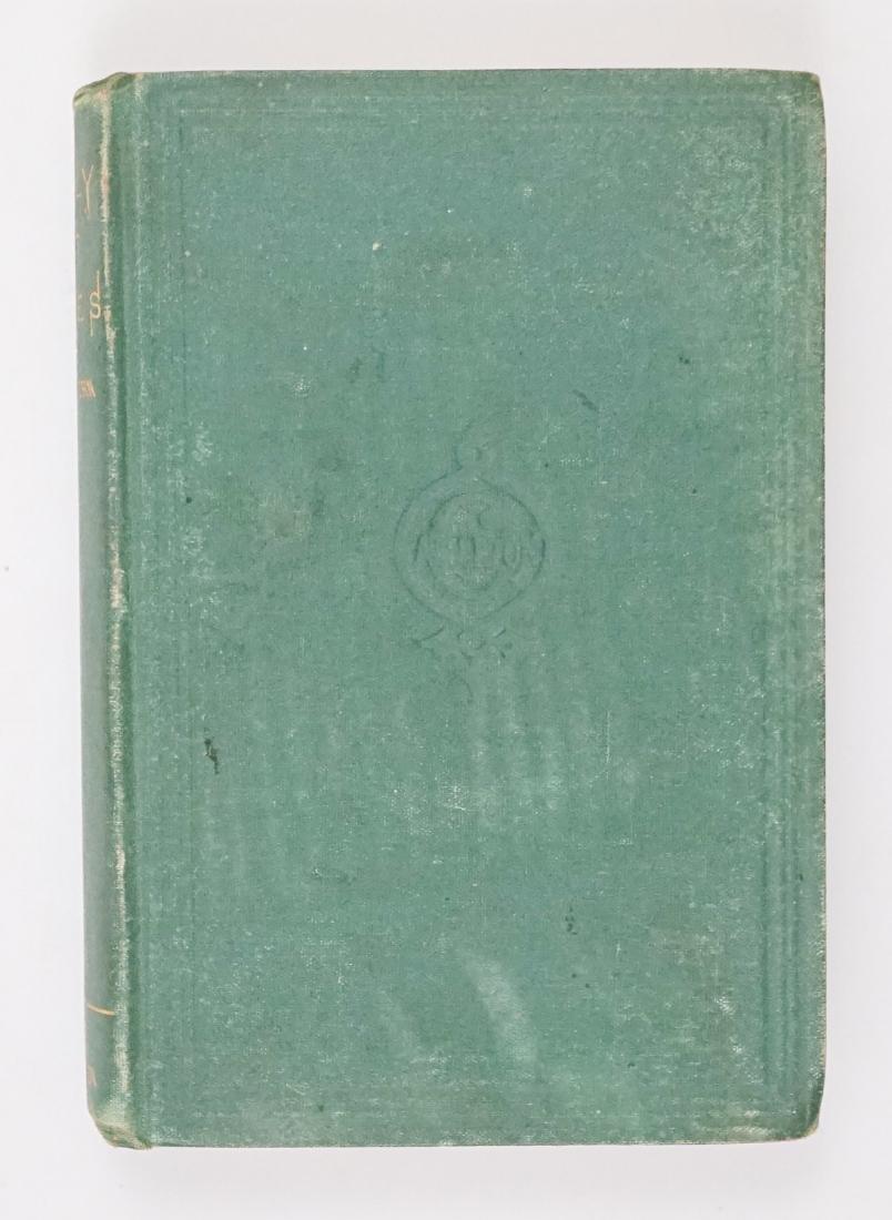 Group of Ten 19th Century Books - 10