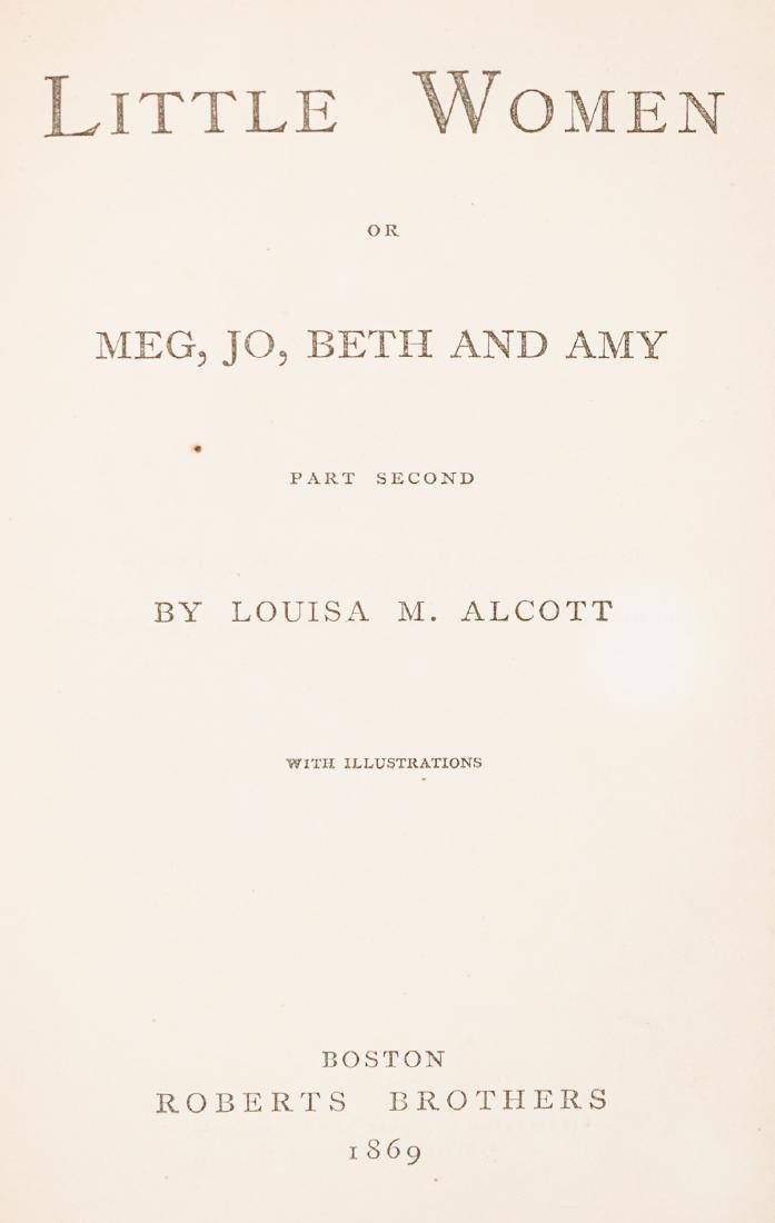 Group of Ten 19th Century Books - 3