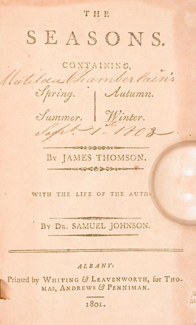Group of Ten 19th Century Books - 5