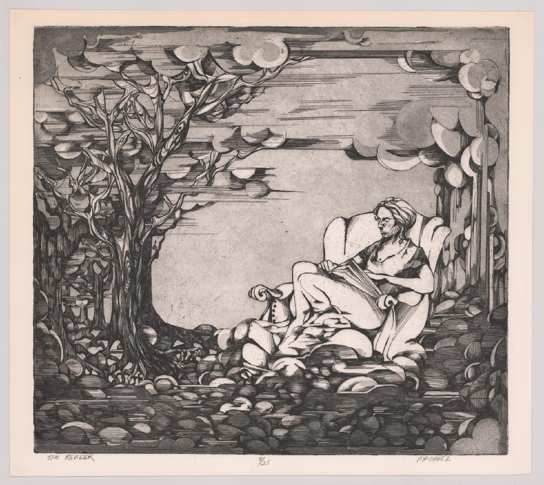 Mary Pat Opatz Herges Etching - 2