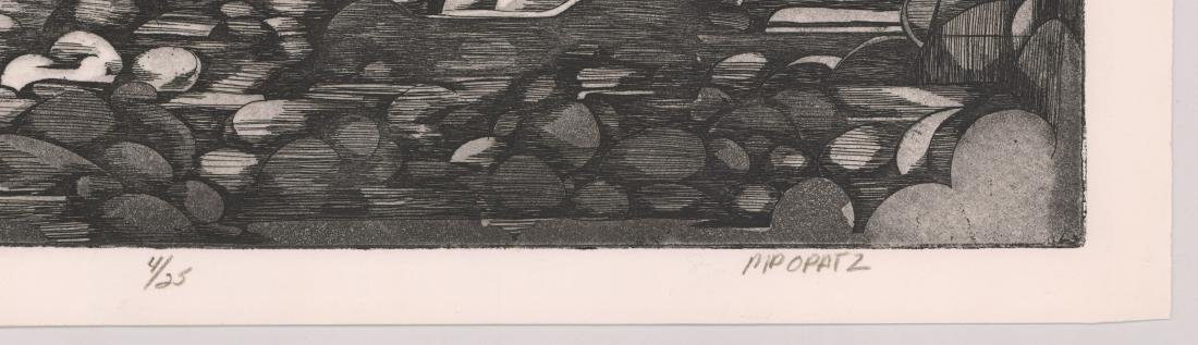 Mary Pat Opatz Herges Etching - 3