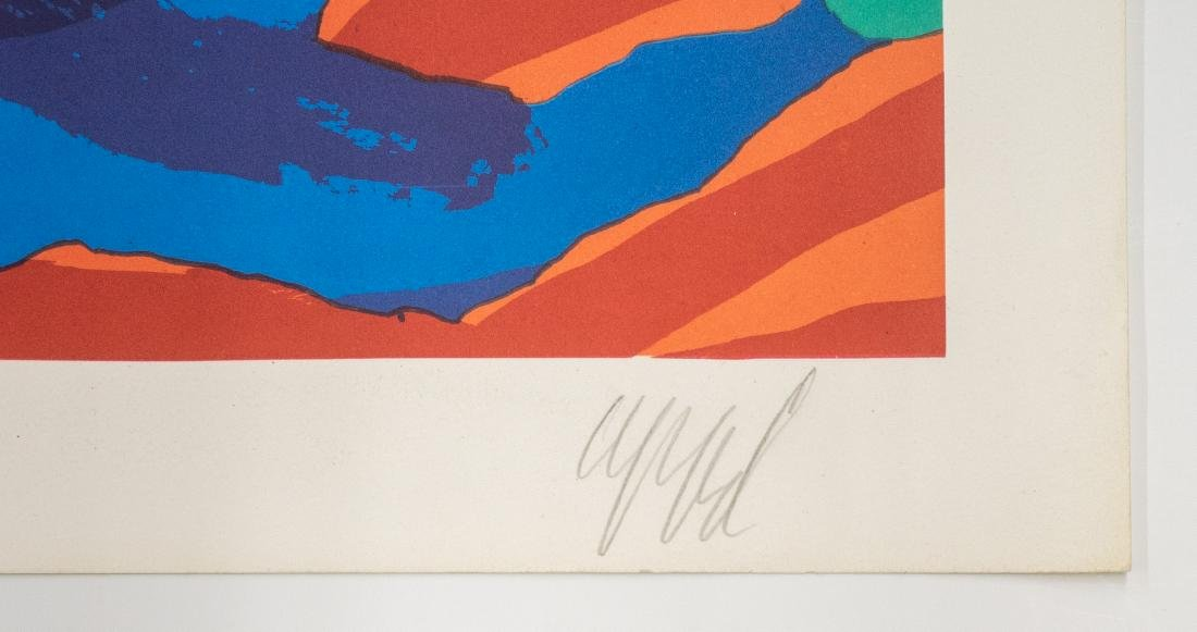 Karel Appel Original Lithograph - 3