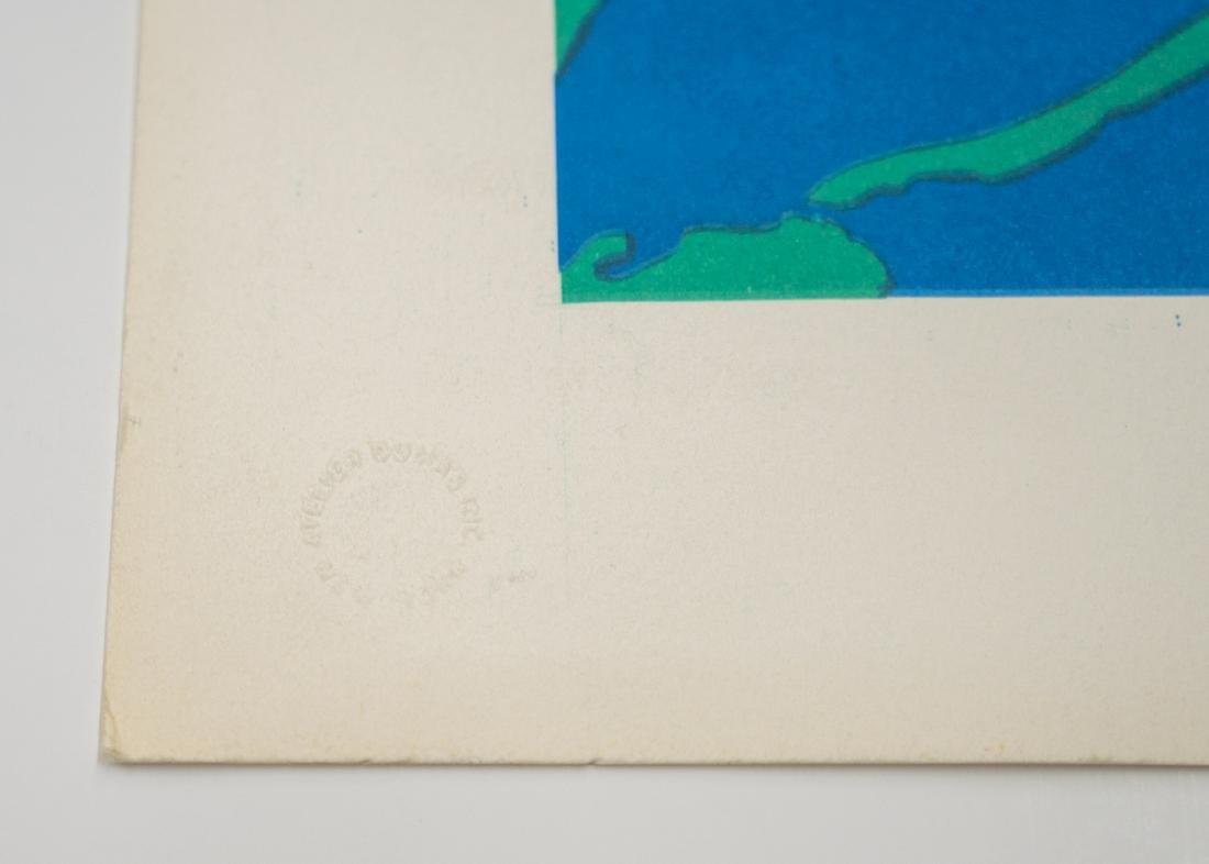 Karel Appel Original Lithograph - 4