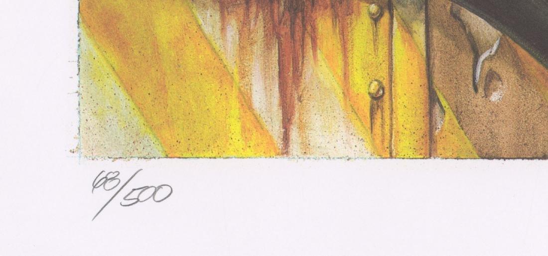 Dave Dorman Original Lithograph - 4