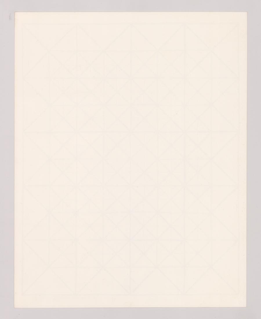 Richard Anuszkiewicz Original Lithograph - 3