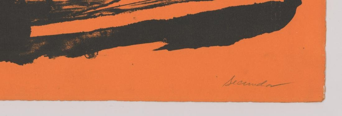 Arthur Secunda Signed and Numbered Print - 4