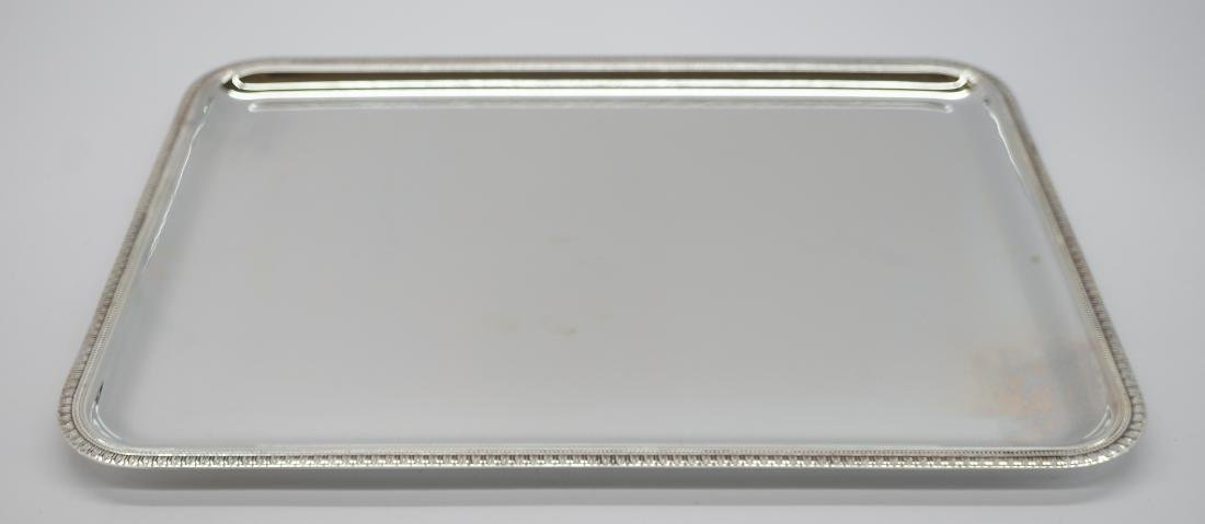 Christofle Silver Plate Tray