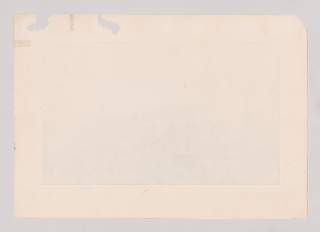 Andrew Watson Turnbull Signed Etching - 4