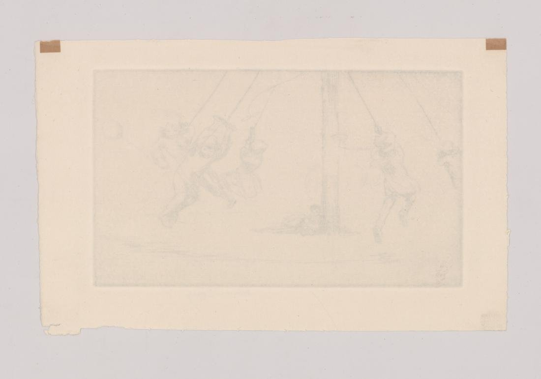 Eileen A. Soper Signed Etching - 4