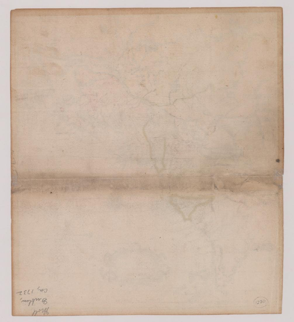 Ca.1732 A Map of the British-Plantations America - 4