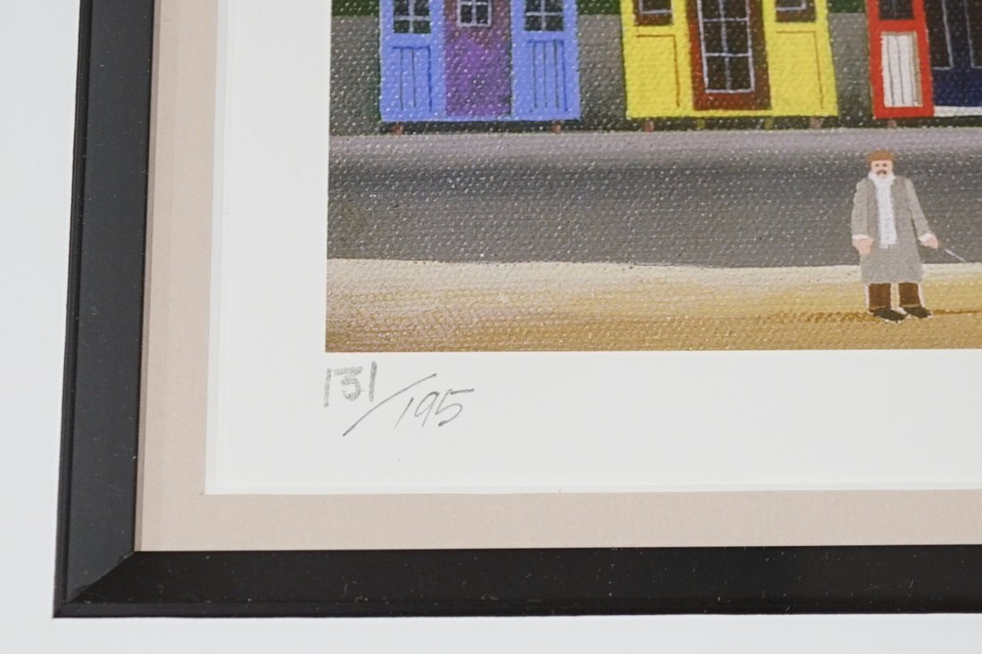 Peter Heard Signed & Numbered Print - 3