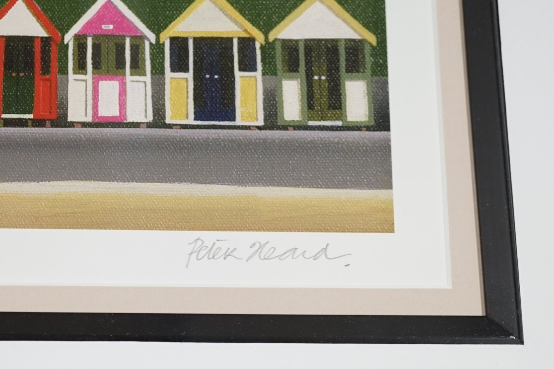 Peter Heard Signed & Numbered Print - 5