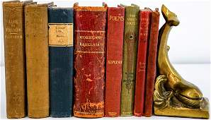 8 Literature and Poetry Books