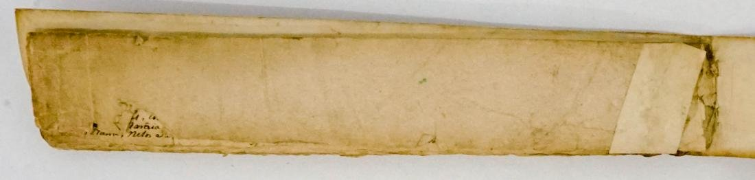 Vellum Leaf Manuscript (16 Leaves) - 10