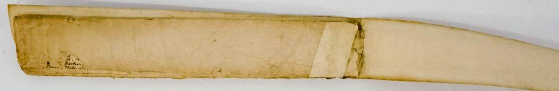 Vellum Leaf Manuscript (16 Leaves) - 9